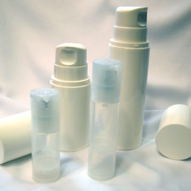 Airless Pumps for Topical Solutions
